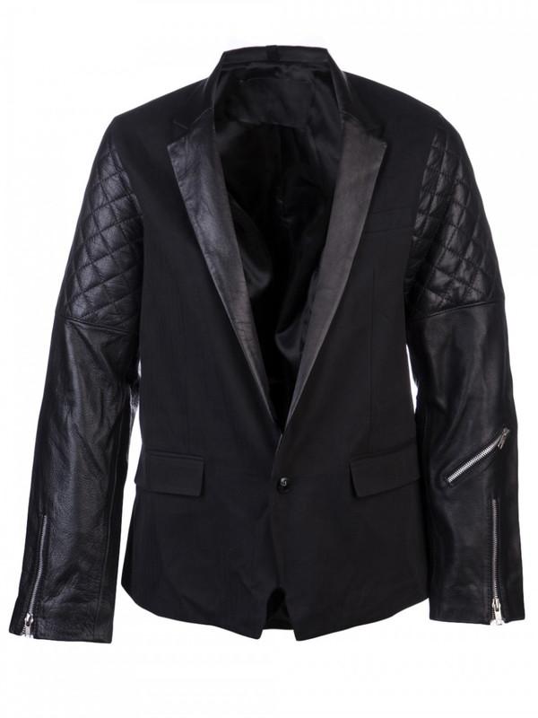 Sons Of Heroes Biker Arm Suit Jacket