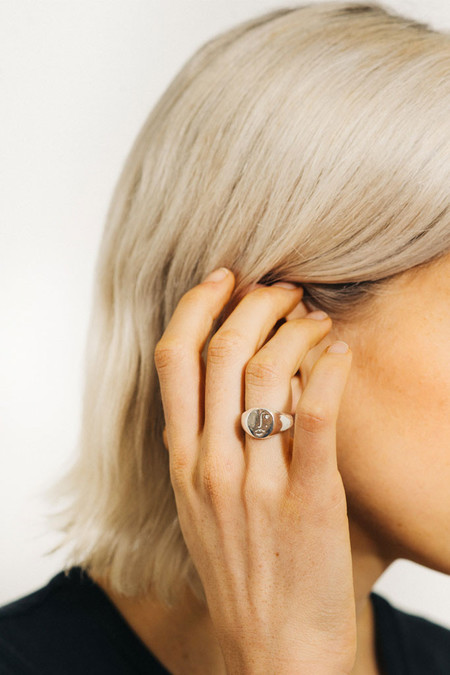 Wolf Circus Matisse Ring | Silver