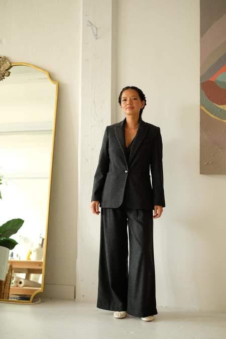 Christine Alcalay Wool Bianca Jacket
