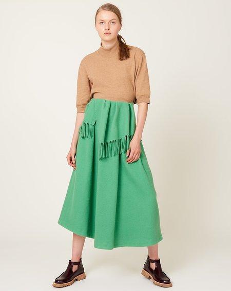 Christian Wijnants Sasun Skirt - Pistachio