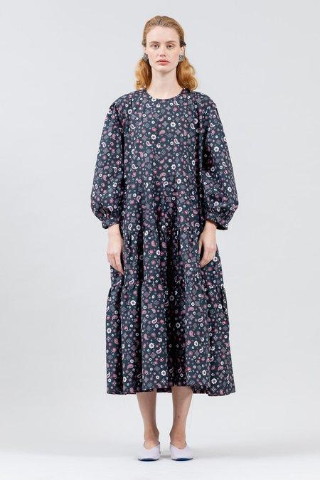 Toit Volant Ayni Dress - Spring Floral