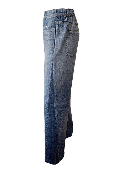 Rag & Bone Miramar Wide Leg Pants -  Moonrise