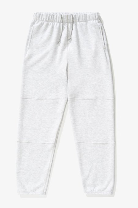 Lady White Co. Panel Sweatpant - White