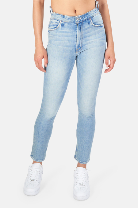 Mother Denim The Dazzler Shift Jeans - I Confess