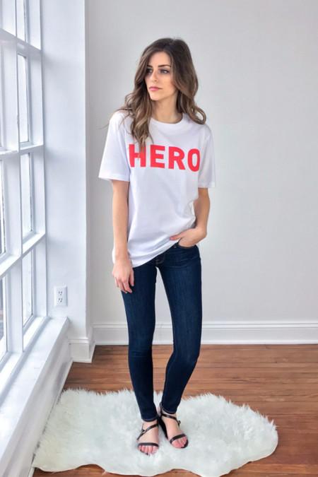 Storm & Marie Hero Short Sleeve Tee