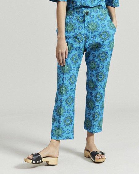 Rachel Comey Council Pant - Blue Multi