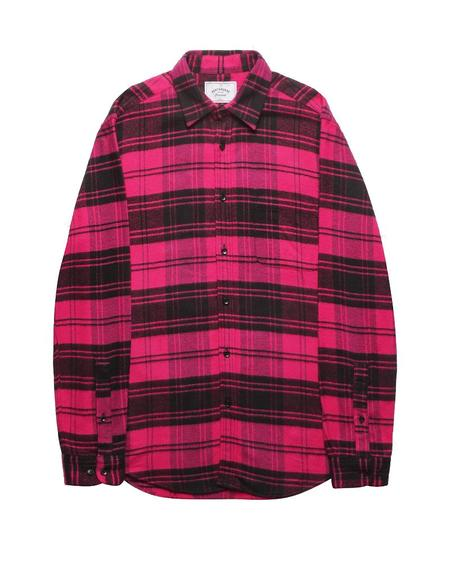Portuguese Flannel LA MADONNA top - pink