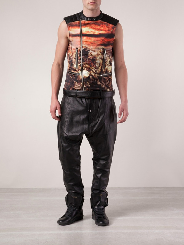 Sons of Heroes sleeveless biker shirt