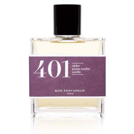 Bon Parfumeur 401 Cedar Plum Confit Vanilla