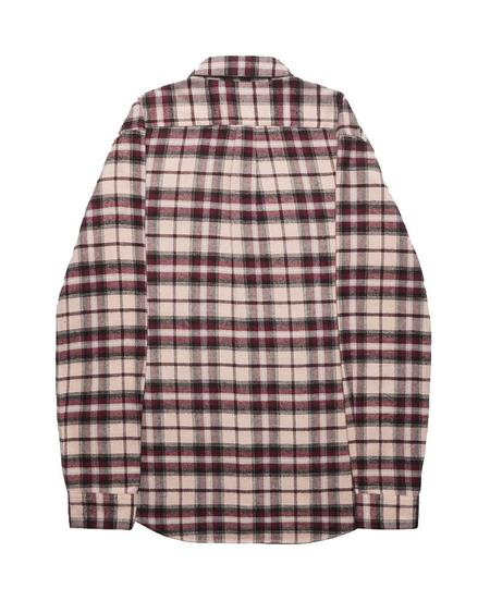 Portuguese Flannel RASPBERRY TOP - MULTI