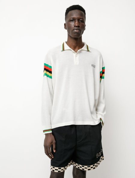 BODECycling Polo Sweater