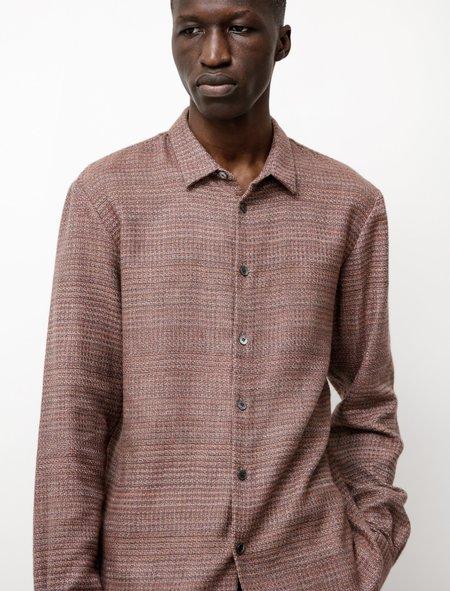 Stephan Schneider Xeres Shirt - Rust