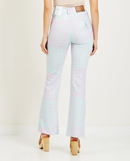 House of Sunny Purple Haze Party Pant - Pink