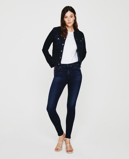 AG Jeans The Farrah Skinny - Blue