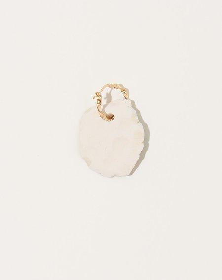 Julia Heuer Shell Drop 01 Earring