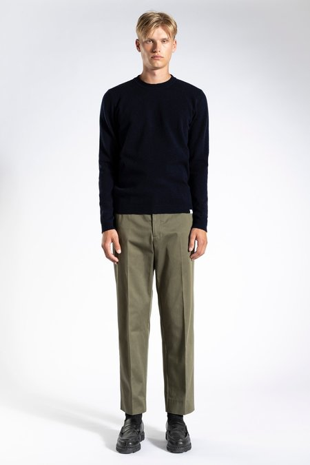 Norse Projects Andersen Chino - Ivy Green