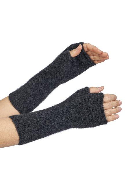 Isabel Benenato Yak Gloves - Graphite