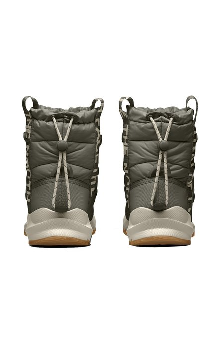 THE NORTH FACE Thermoball Lace 3 Boot - Taupe Green/Whisper White