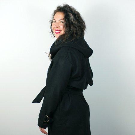 COKLUCH Ogof Coat - Black