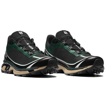SALOMON XT-6 FT sneakers - Ponderosa Pine/Black/Safari