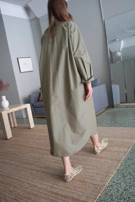 EWANIKA SIGNATURE SOPHIE DRESS - green