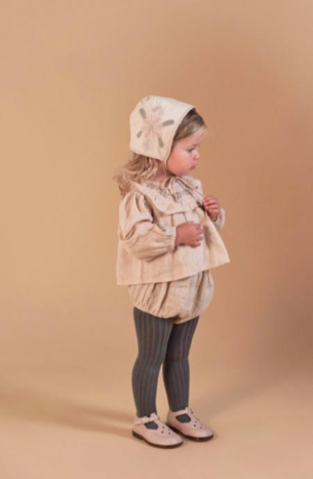 Apolina Baby Nettie Bonnet - Cream