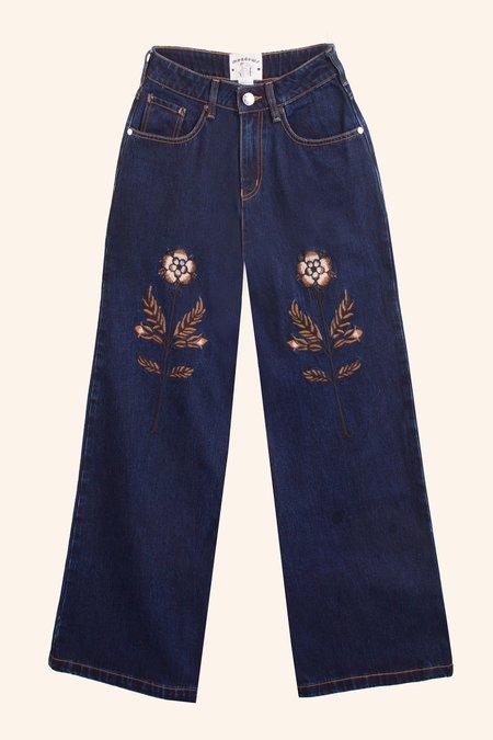 Meadows Tudor Jeans - Navy