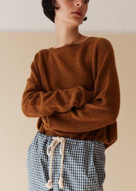 Caramel Jumper sweater - Bracken