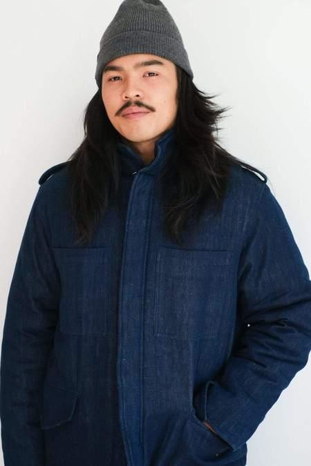 Kardo Arthur jacket - Indigo
