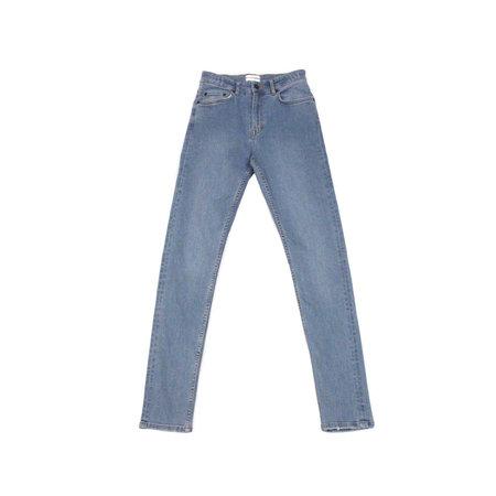 Won Hundred Marilyn Jeans In Chlorine Blue