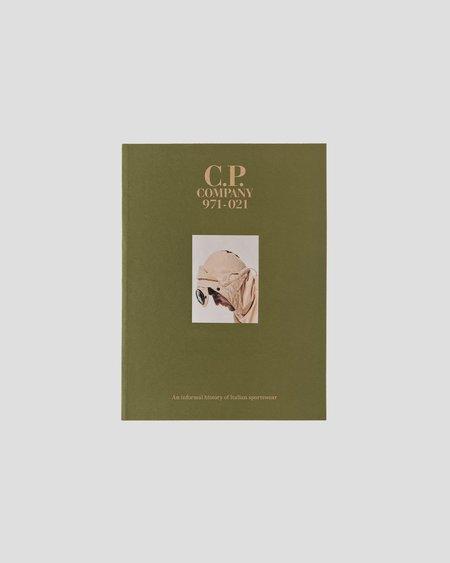 CP company 50th Anniversary Book | Limited Edition