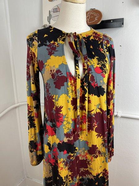 [Pre - Loved] Revival Rachel Pally Kyrie Dress - Foliage
