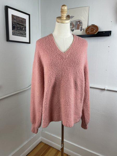[pre-loved] Velvet by Graham & Spencer Sweater - Pink
