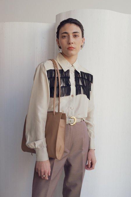 Hannah Emile LADY BAG - TAWNY