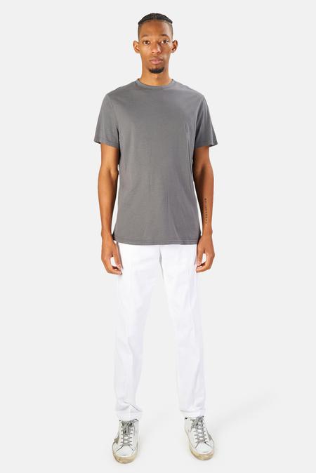 04651/ 04651 Organic T-Shirt - Charcoal