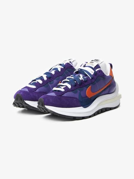 [Pre - Loved] Nike Male  Vaporwaffle Sneakers - Purple