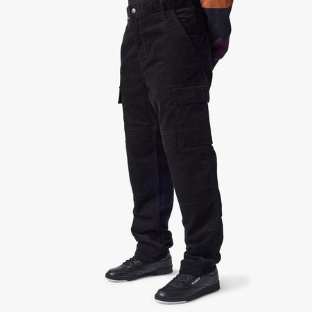 Carhartt WIP Keyto Cargo Pants - Black