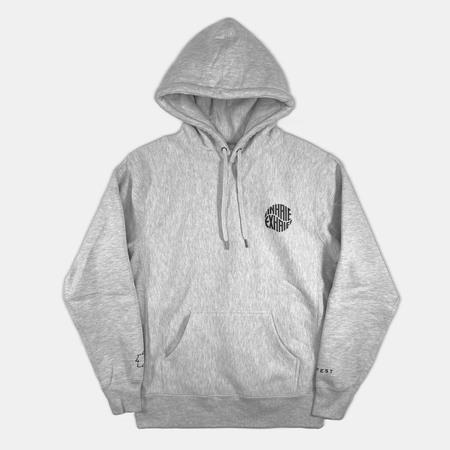 Haerfest Bags Mindful Hooded Sweatshirt - River Stone