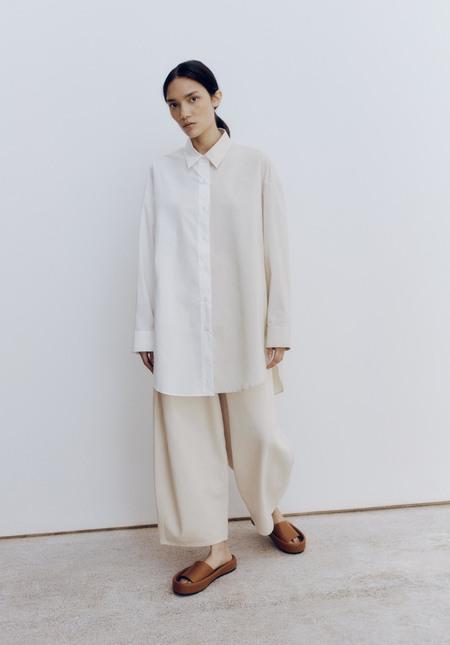 Monica CORDERA shirt - BICOLORE