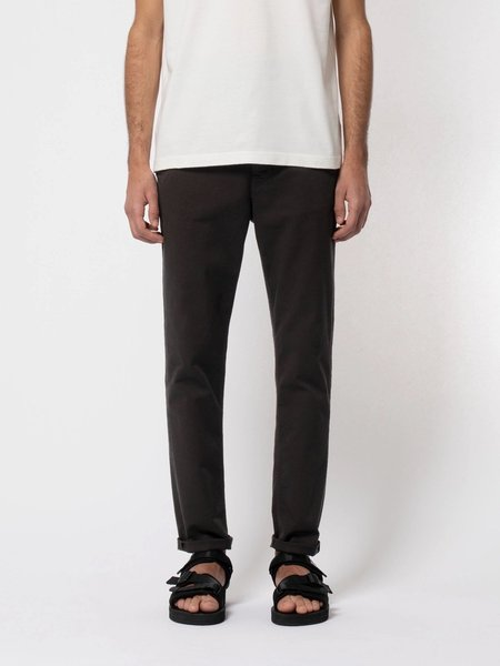 Nudie Jeans Easy Alvin chino - Black