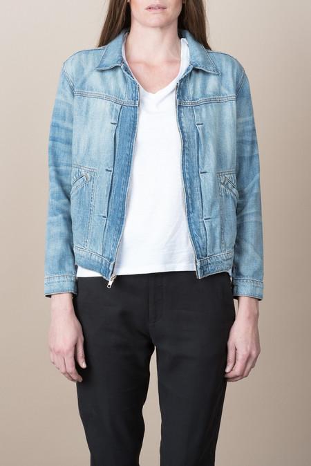 NSF Mika Zip Up Wrangler Jacket