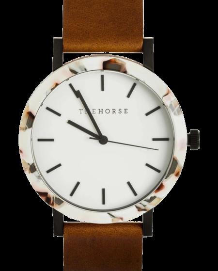 The Horse Watch - Nougat/tan