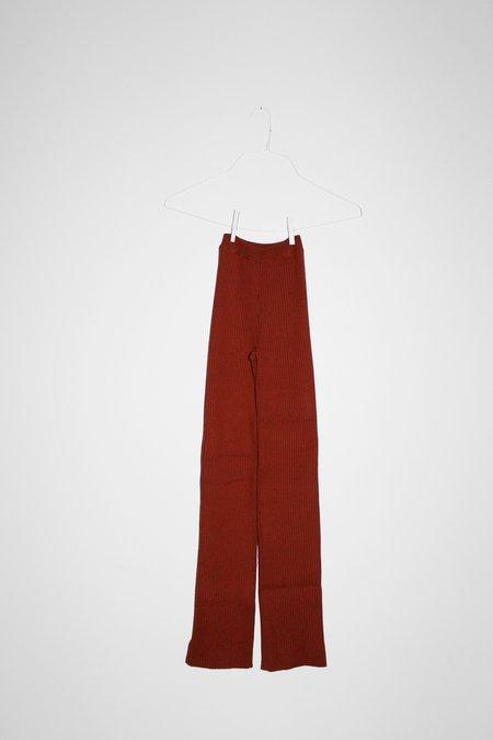 giu giu NONNA X-Long Pants - Mother