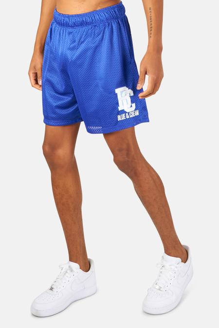 Blue&Cream New York Mesh Shorts - Light Blue
