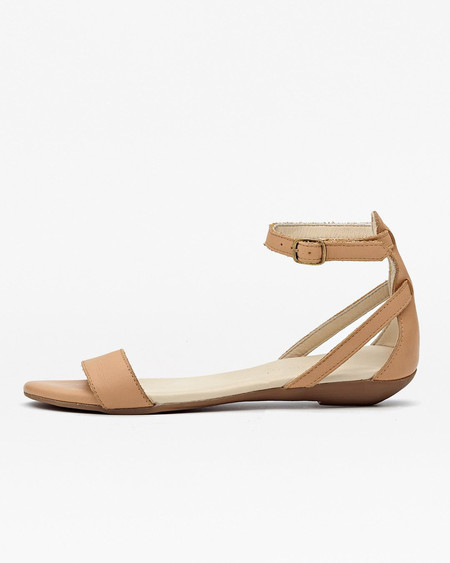 Nisolo Austin Serena Sandal Pale Honey 5 for 5