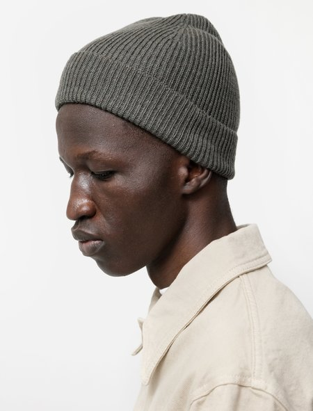 Lemaire Knitted Hat - Pine