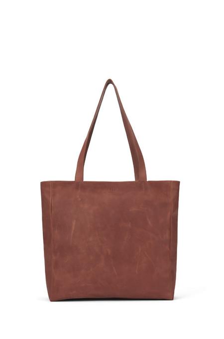 Lowell Maisonneuve Cognac Nappa Leather