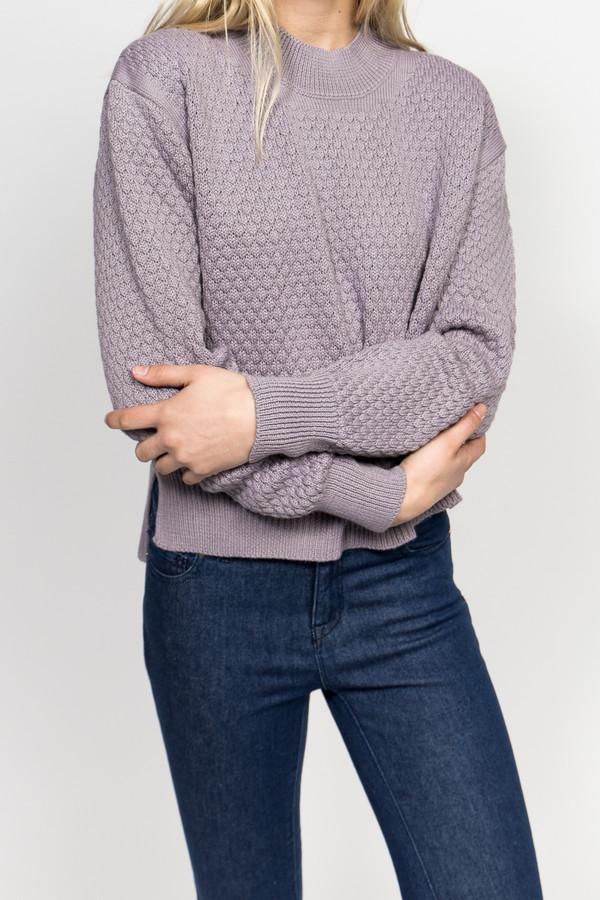 Le Mont St. Michel Bubble Knit Sweater