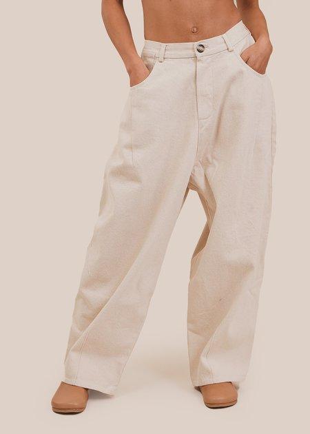 Mónica Cordera Baggy Pants