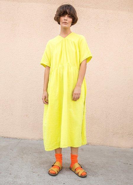 Atelier Delphine Lihue Dress - Lime